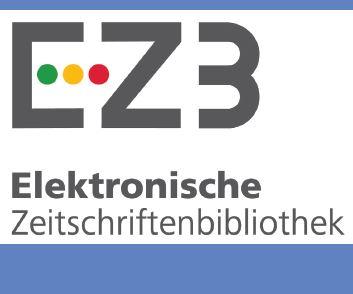 """Elektronische Zeitschriften – Z.B. Jetzt Neu: """"Biblische Zeitschrift"""""""