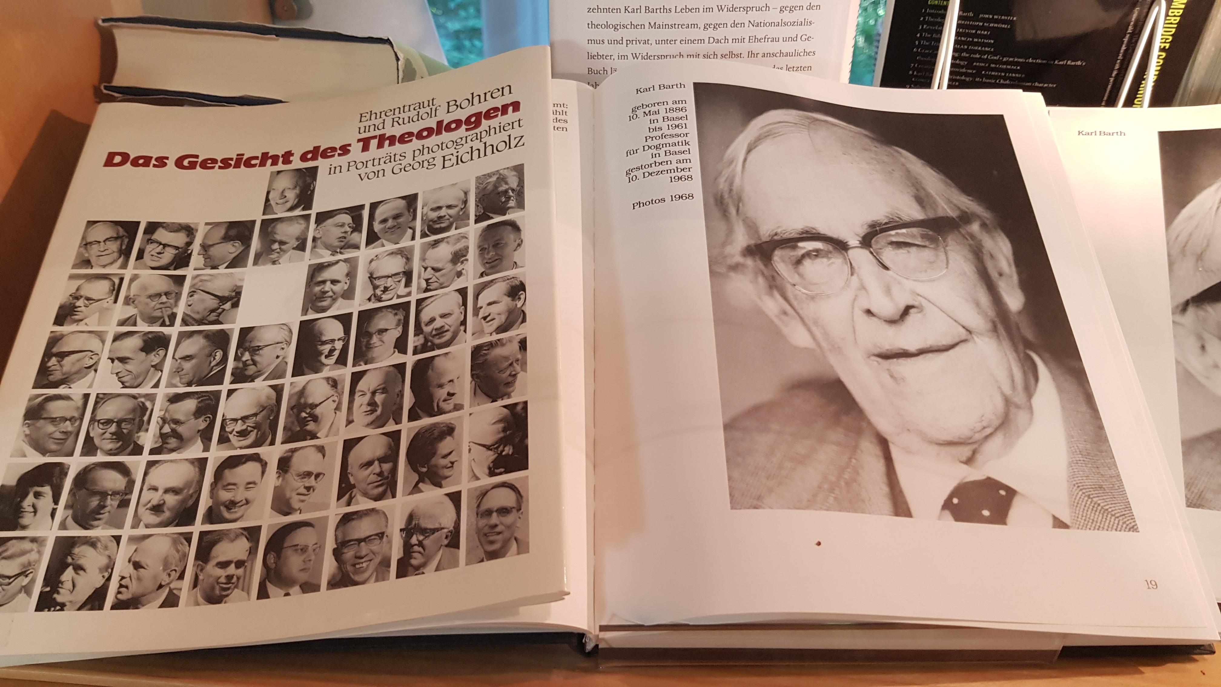 Karl-Barth-Buch-Ausstellung