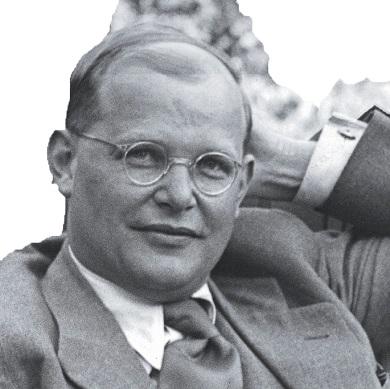 Gedenktag 9. April 2020: 75. Todestag Dietrich Bonhoeffers